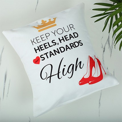 Be Your Boss Cushion