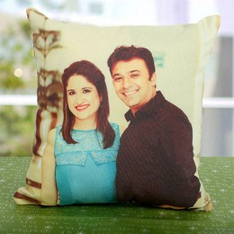 Double Sided Printed Personalized Cushion