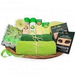 Green Spa Hamper