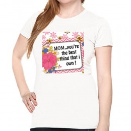 T Shirt With Mommy On It