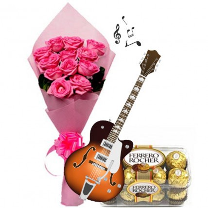 Musical Pink Note