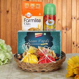 Delightful Hamper On Holi