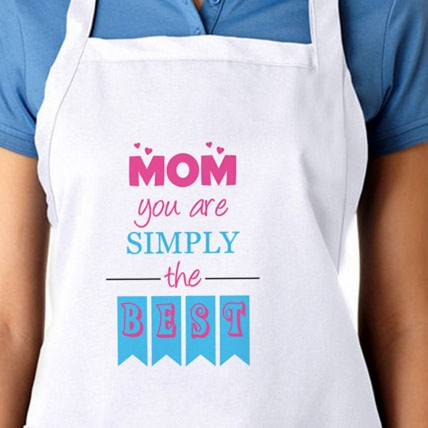 Apron For The Best Mother