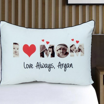 Personalized Love Pillow Cover