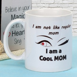 Crown Of Supermom Mug