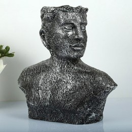 Resin Human Shaped Planter