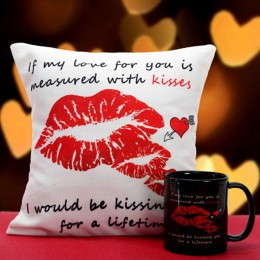 Love With Kisses Gifts