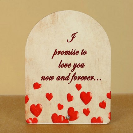 Now n Forever Plaque