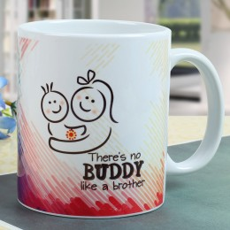 Buddy Brother Mug