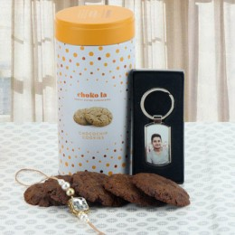 Personalized Rakhi Delights