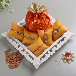 Perfect 5 Rakhi Treat