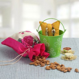 Rakhi Gift Basket Affair
