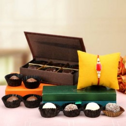 Assorted Rakhi Delight