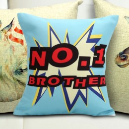 No 1 Bro Cushion