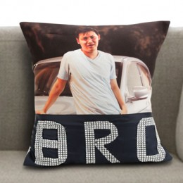 Personalized Bro Cushion
