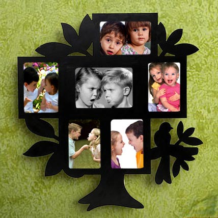 Personalized Tree Frame