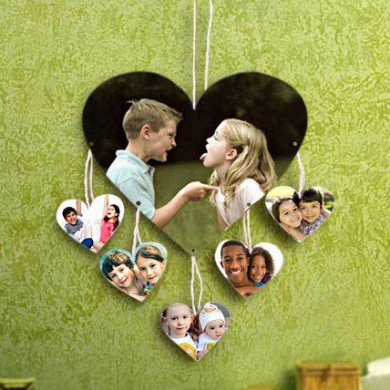 Personalized Love On Wall