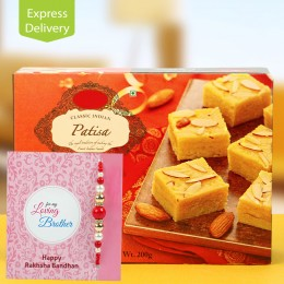 Patisa Hamper-Rakhi