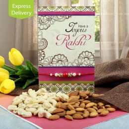 Joyful And Healthy-Rakhi