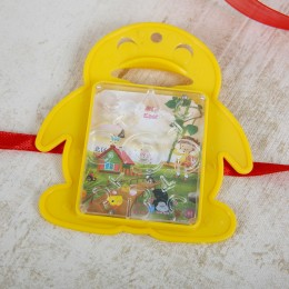 Yellow Duck Game Rakhi